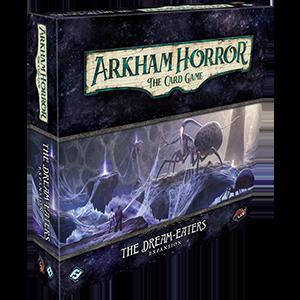 The Dream Eaters: Arkham Horror LCG -  Fantasy Flight Games