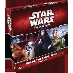 Galactic Ambitions: Star Wars LCG -  Fantasy Flight Games