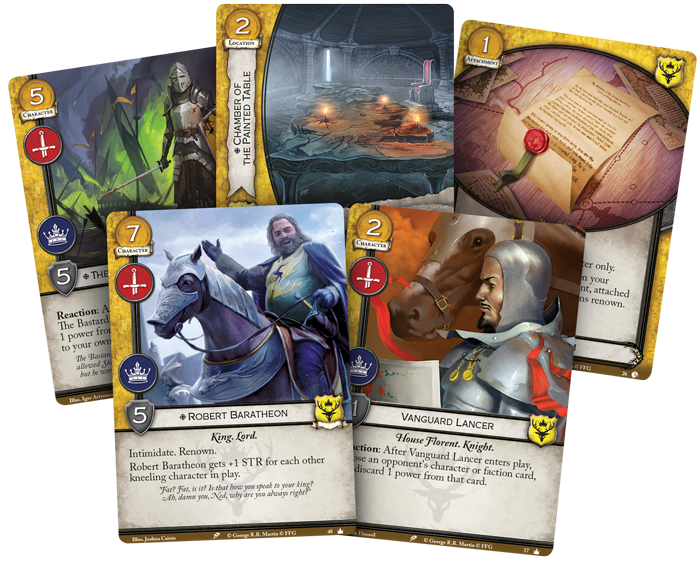 Call The Banners - Fantasy Flight Games