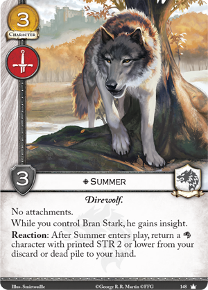[JCE/LCG] Le Trône de Fer/A Game of Thrones 2nd Edition - Page 4 Summer