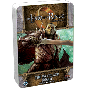 The Woodland Realm: Lord of the Rings LCG (T.O.S.) -  Fantasy Flight Games
