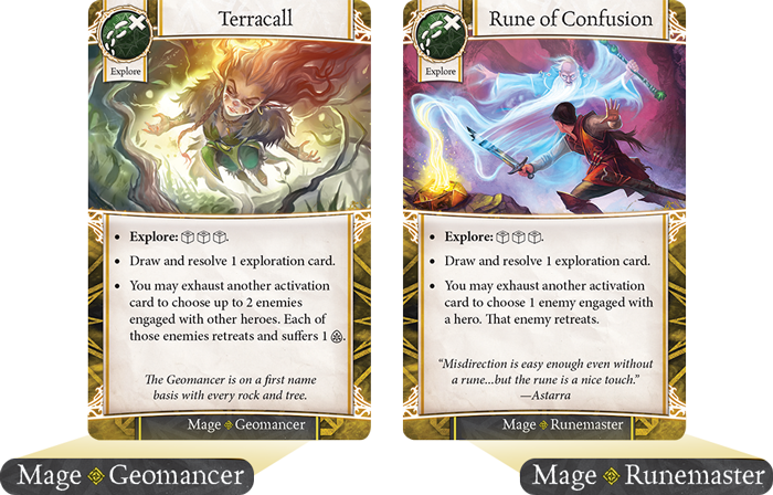 The Mantle of Command - Fantasy Flight Games