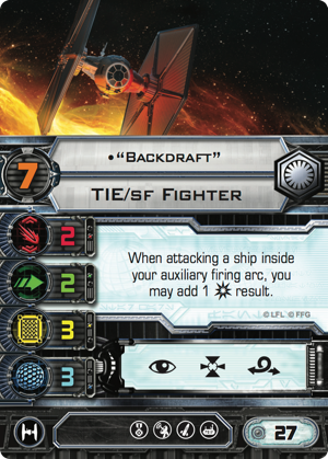 Tie-Fighter/SF Swx54-backdraft