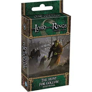 Image result for the hunt for gollum ffg png