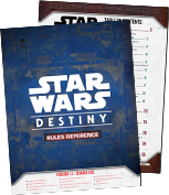 Star Wars Destiny: Rules Reference Update