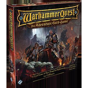 Warhammer Quest: Adventure Card Game - Fantasy Flight Games