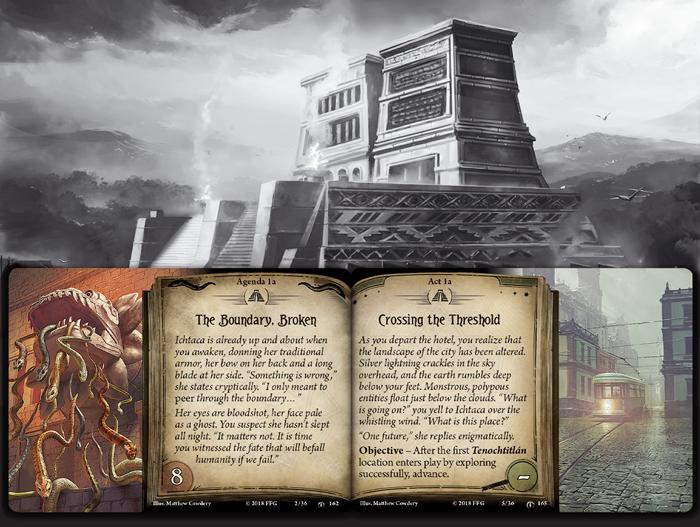 ahc21 cardfan a2 boundary crossing | BoardgameShop