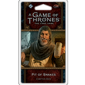 Pit of Snakes Chapter Pack: A Game of Thrones LCG 2nd Ed -  Fantasy Flight Games