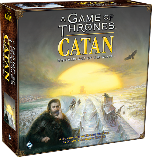 A Game of Thrones Catan: Victory Points