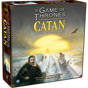 A Game of Thrones Catan: Brotherhood of the Watch (T.O.S.) -  Catan Studios