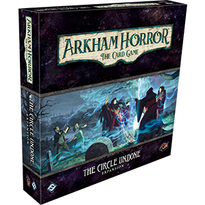 The Circle Undone: Arkham Horror LCG -  Fantasy Flight Games