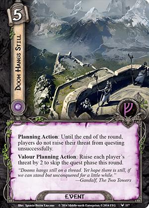 [Cycle 5 : Angmar Awakened] 5eme paquet : The Battle of Carn Dûm Doom-hangs-still