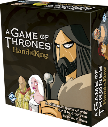 A Game of Thrones Hand of the King -  Fantasy Flight Games