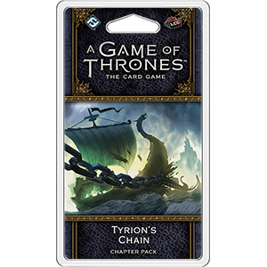 Tyrions Chain Chapter Pack: AGOT LCG 2nd Ed -  Fantasy Flight Games