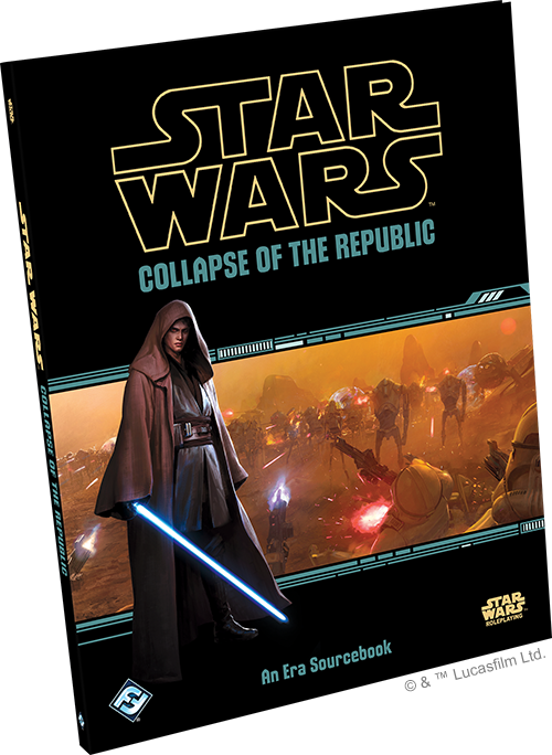 Collapse Of The Republic Fantasy Flight Games