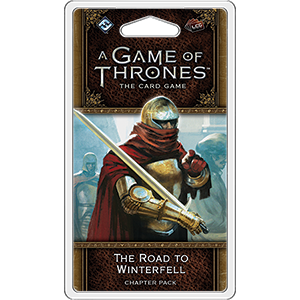 The Road to Winterfell Chapter Pack: AGOT LCG 2nd Ed -  Fantasy Flight Games