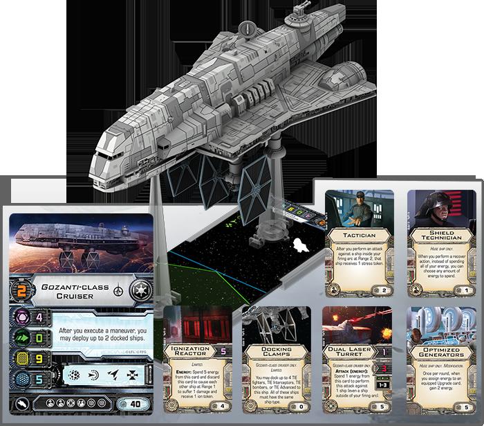 [Epic] Imperiale Großschiffe - Seite 26 Gozanti-build
