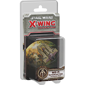 X-Wing: M3-A Interceptor - Fantasy Flight Games
