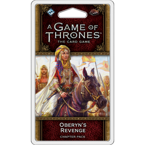 Oberyns Revenge Chapter Pack: AGOT LCG  -  Fantasy Flight Games