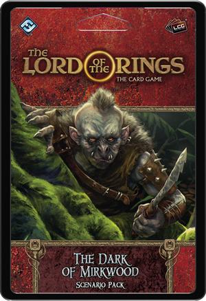 Fantasy Flight Games anuncio de Novedades The Lord of the Rings: The Card Game