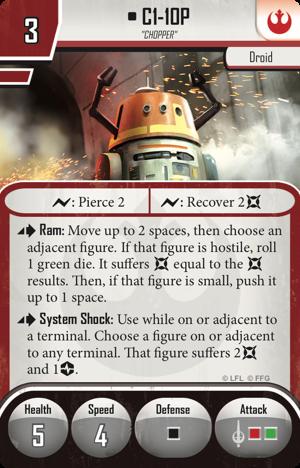 Deploy Your Droids Swi43-c1-10p