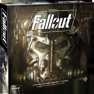 Fallout (T.O.S.) -  Fantasy Flight Games