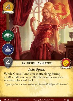 [JCE/LCG] Le Trône de Fer/A Game of Thrones 2nd Edition - Page 4 Cersei-lannister