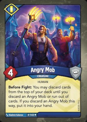 kf09 angry mob EnGarde - Vaidmenų Žaidimai