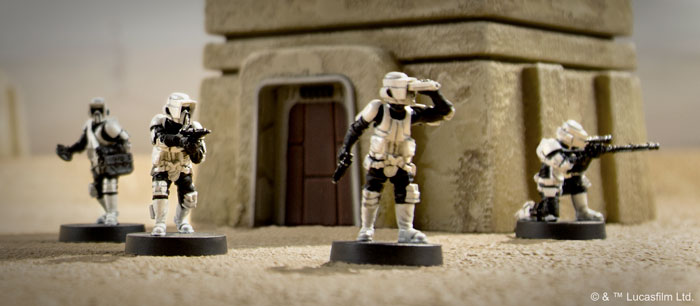 Scout Trooper - Soldados Exploradores - Infanteria Swl19_a1_photo1
