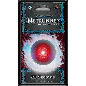 23 Seconds Data Pack: Netrunner LCG -  Fantasy Flight Games