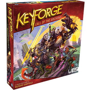 KeyForge: Call of the Archons:Starter Set (T.O.S.) -  Fantasy Flight Games