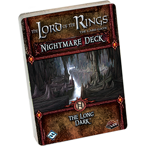 Fantasy Flight Games: The Long Dark Nightmare Deck: LotR LCG