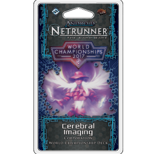 Netrunner LCG 2017 Corp World Championship Deck (T.O.S.) -  Fantasy Flight Games