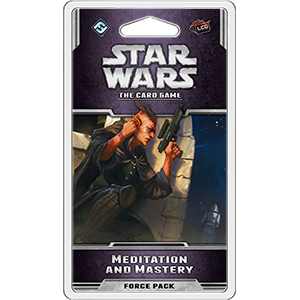 Mediation and Mastery Force Pack: Star Wars LCG (T.O.S.) -  Fantasy Flight Games