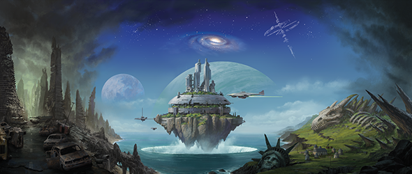 Boundless Opportunities - Fantasy Flight Games