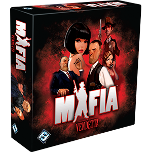 Mafia: Vendetta (T.O.S.) -  Fantasy Flight Games