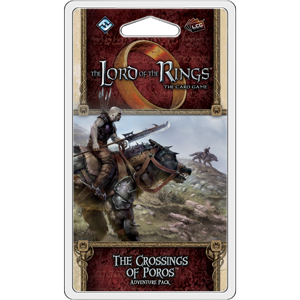 The Crossings of Poros: Lord of the Rings LCG -  Fantasy Flight Games