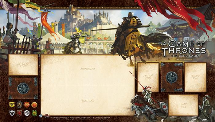 [Goodies][Playmat] Officiel - Stormborn et Knights of the realm Mat_1