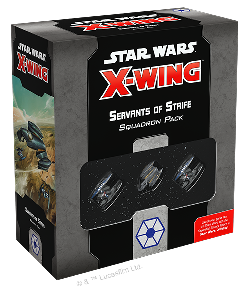 Star Wars: X-Wing - Separatist Alliance Upgrade Cards