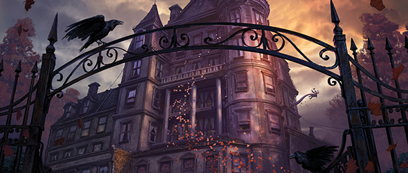 Image result for mansions of madness second edition