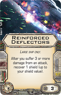 WAVE VIII - NEWS !!! ONLY !!! Reinforced-deflectors