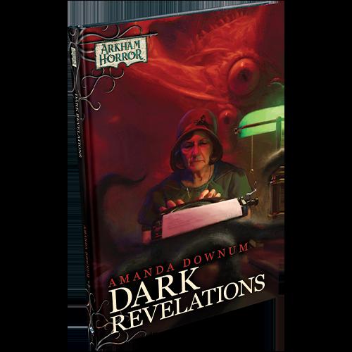 Dark Revelations: Arkham Horror Novellas -  Fantasy Flight Games