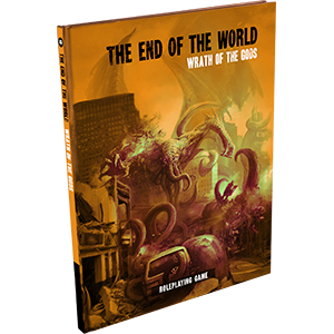 Wrath of the Gods: The End of the World RPG -  Fantasy Flight Games