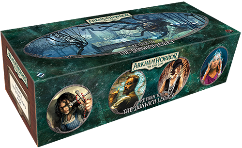 Arkham Horror: The Card Game- Return to the Dunwich Legacy