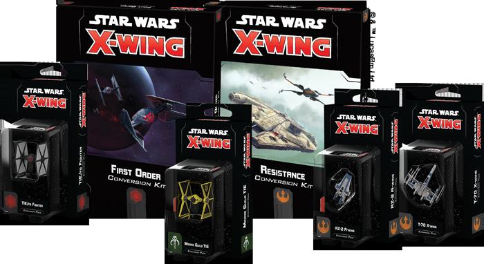 Star Wars X-Wing: Wave 2