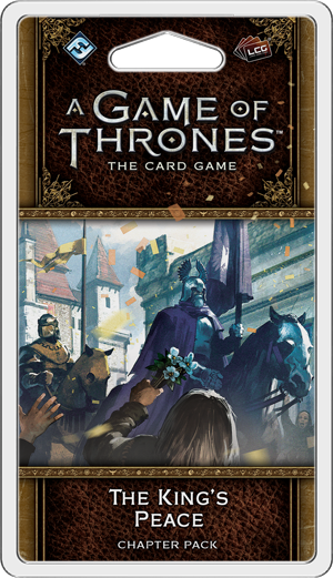Games Of Thrones 2nd Ed LCG