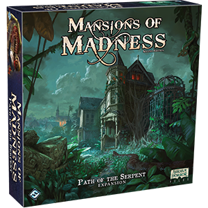 Path of the Serpent: Mansions of Madness 2nd Edition -  Fantasy Flight Games
