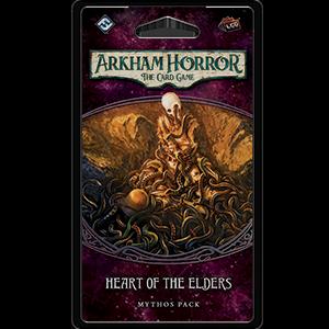 Heart of the Elders: Arkham Horror LCG (T.O.S.) -  Fantasy Flight Games