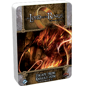 Escape from Khazad-dum LOTR LCG -  Fantasy Flight Games