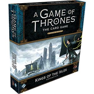 Kings of the Isles: Game of Thrones LCG -  Fantasy Flight Games